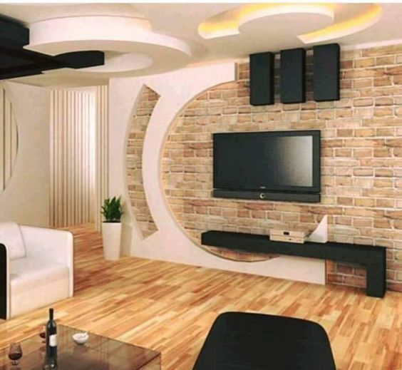 Perfect 15 Serenely TV Wall Unit Decoration You Need To Check Amazing Design