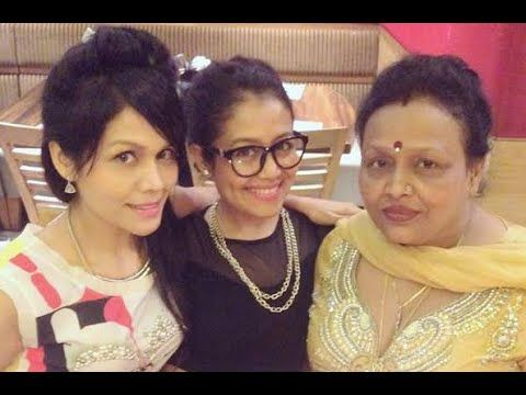Neha Kakkar Real Life With Family Youtube Real Life Singer