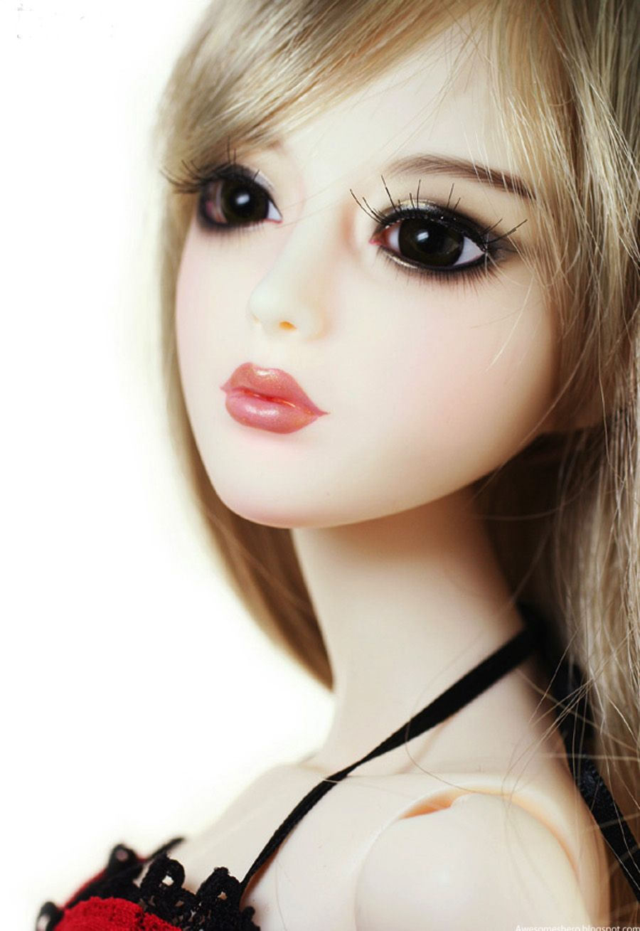 Cute hairstyles for barbie dolls - Barbie Doll