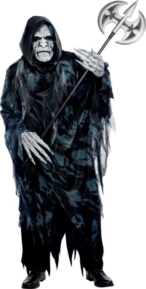 b9ae4648 Adult Soul Taker Costume - Party City | Halloween Costumes ...