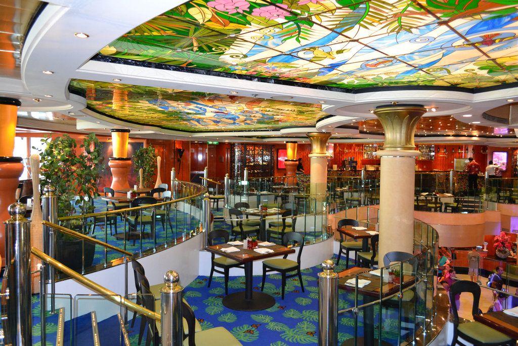 Norweign Dawn Casino Inside The Norwegian Dawn By