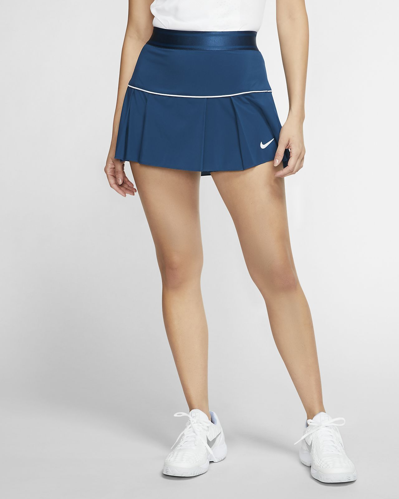Nikecourt Victory Women S Tennis Skirt Nike Com In 2020 Womens Tennis Skirts Tennis Outfit Women Tennis Skirt Outfit
