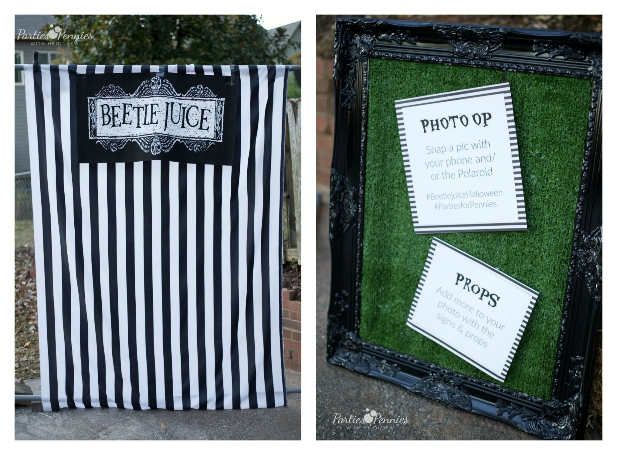 Beetlejuice Halloween Party (With images) Beetlejuice