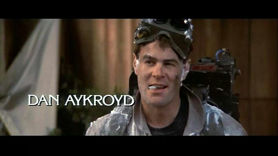 Dan Aykroyd Is Ray Stantz Of The Ghostbusters Ghostbusters Ghostbusters 1 Ghost Busters