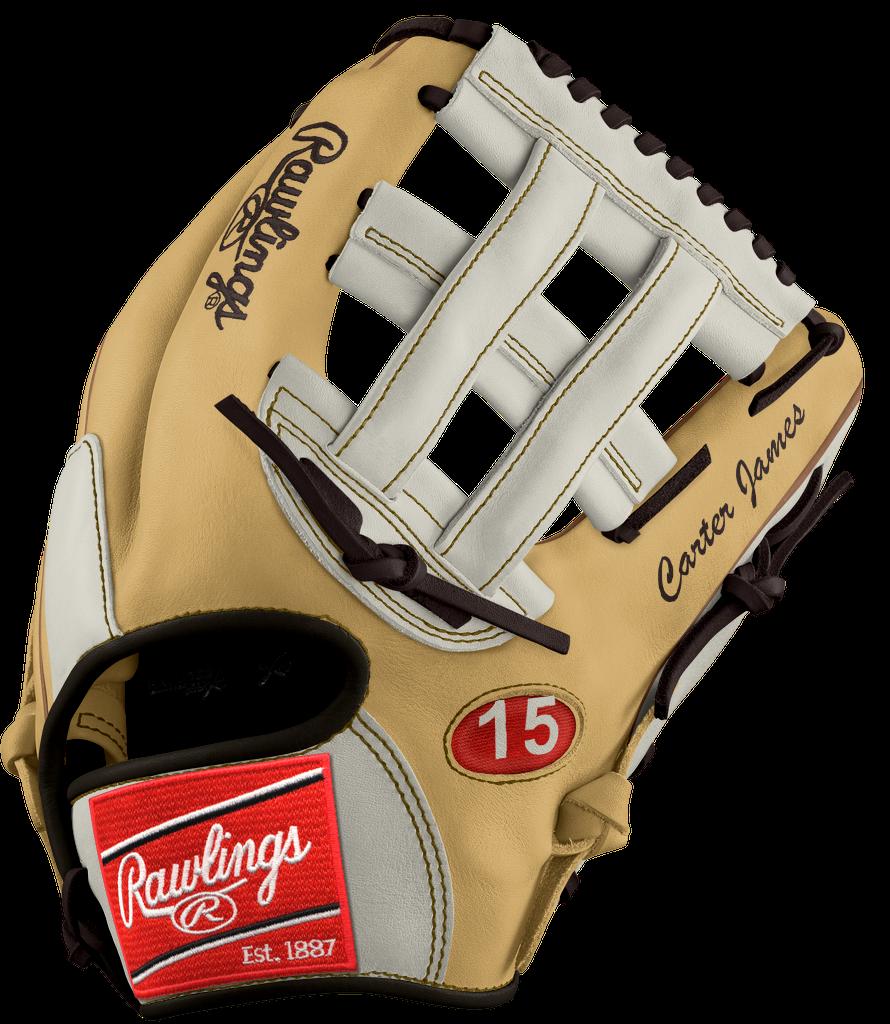My Custom Rawlings Baseball Glove Design Zephyr Baseball Glove Rawlings Baseball Espn Baseball