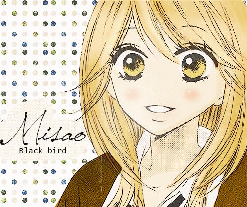 Misao // Black Bird