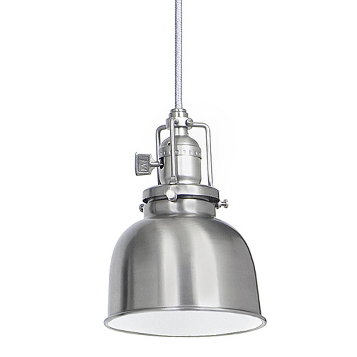 Industrial Pendant Lighting For Kitchen Dome Shade Industrial Pendant In Kitchen Industrial And Pendants