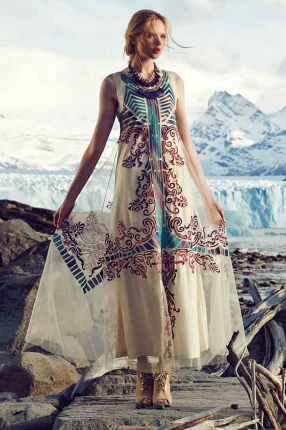 Classic Boho Style Dolled Up Dresses Fashion Boho Fashion