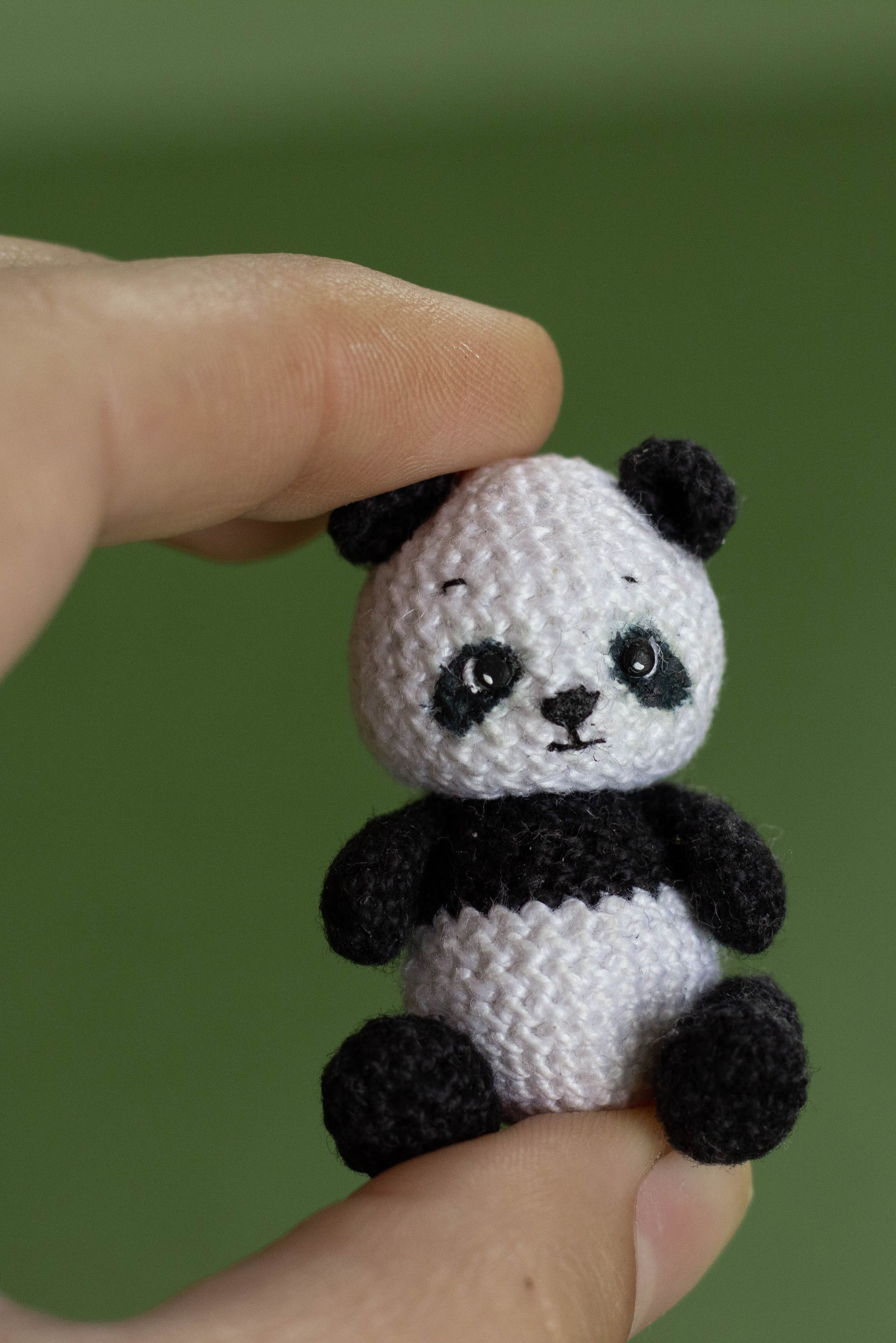 9 Crochet Panda Patterns – Cute Amigurumi Bear Toys - A More ... | 3456x2306