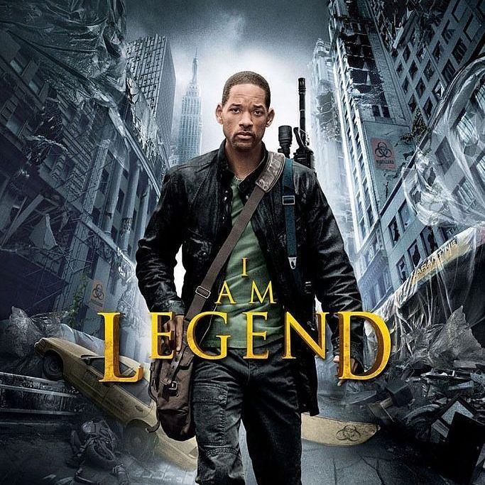 Download I Am Legend Movie For Free With Direct Link Marvel Marvelcomics Dccomics Ironman Batman Superman Captainameric I Am Legend Legend Will Smith