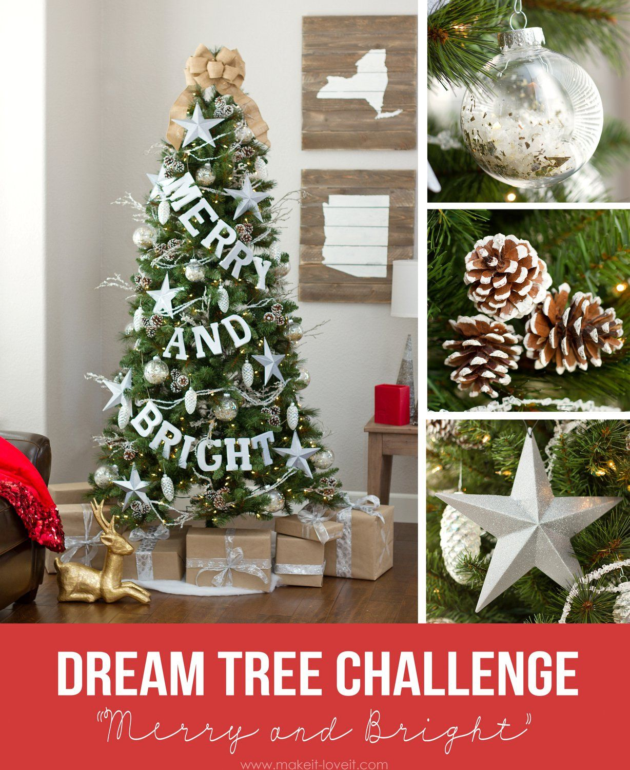 Merry and Bright Dream Tree Challenge 2014