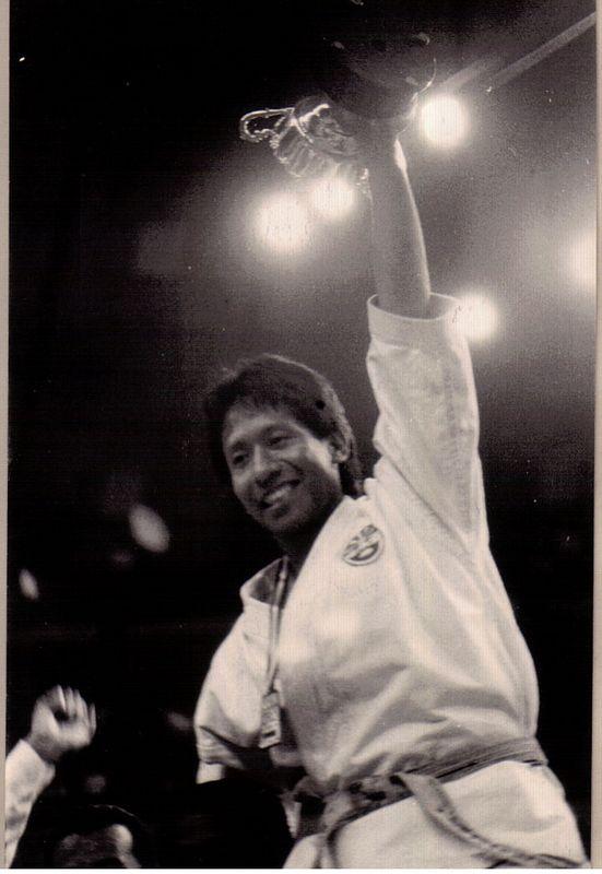 Campeonato Mundial de karate tradicional ITKF Lima Peru 1990