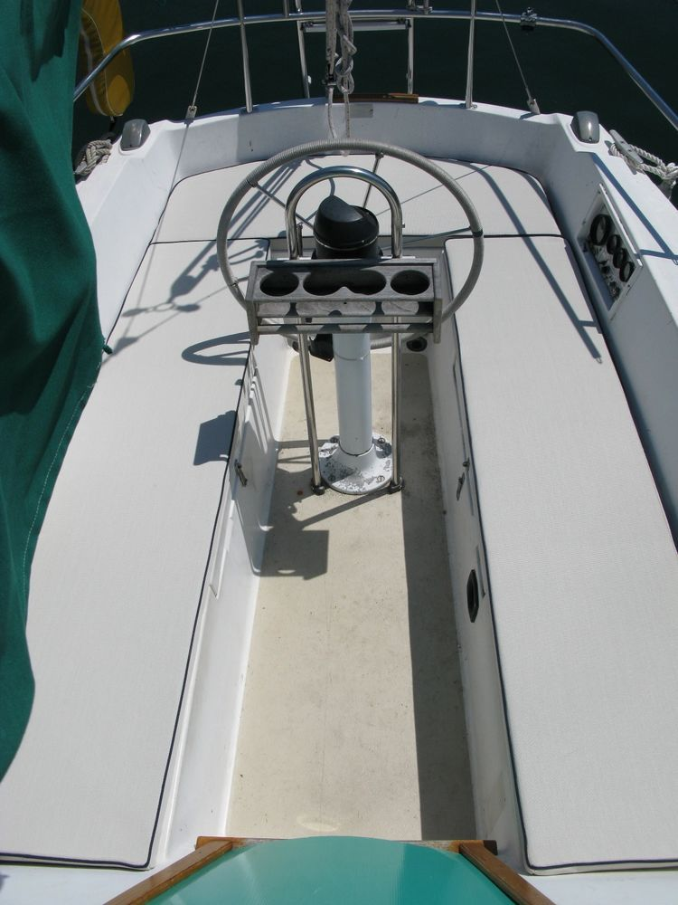 Details about New Catalina 30 MKI Sailboat Cockpit Cushions