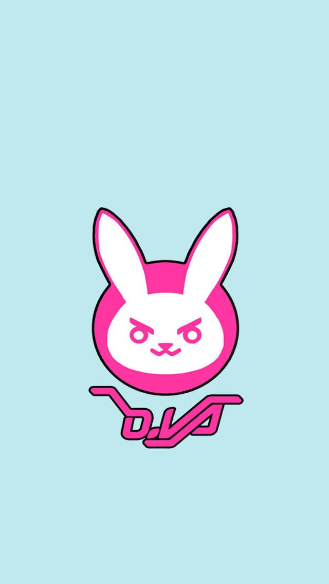 Overwatch D Va Hana Song Owedit Overwatch Edit Phone Wallpaper