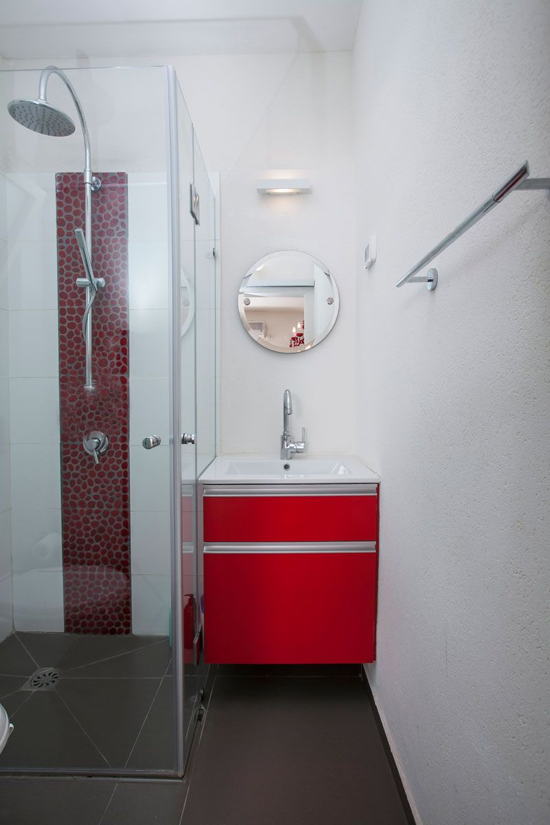 Bathroom in Givataim | Bathrooms | Pinterest | Remodeling costs ...