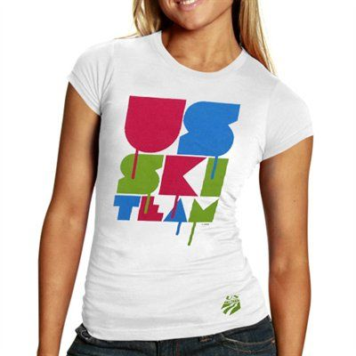 Show your pride for all things USA with Mens US Ski Team T-Shirts, Womens  US Ski ...