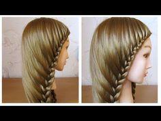 Tuto Coiffure Simple Cheveux Long Coiffure Avec Tresse Facile A Faire Soi Meme Youtube Tuto Coiffure Coiffures Simples Coiffure Facile