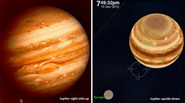 Nibiru Planet X January 6, 2013 Jupiter, Saturn, Aliens and the Polar Shift