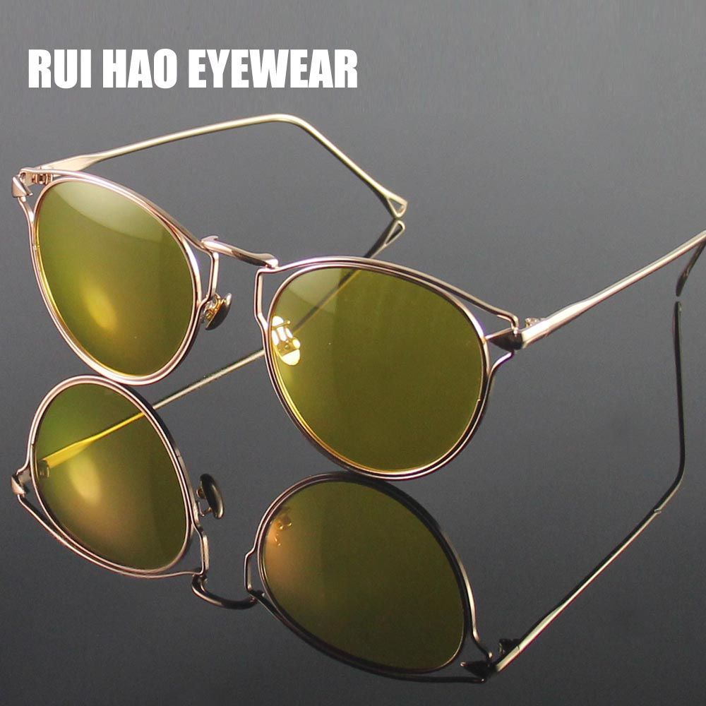 Nacht Gläser Gelb Polarisierte Sonnenbrille Frauen Nachtsichtgläser ...