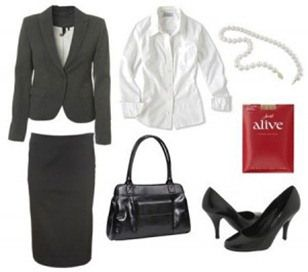 Best Outfits for Women | best-interview-attire-for-women
