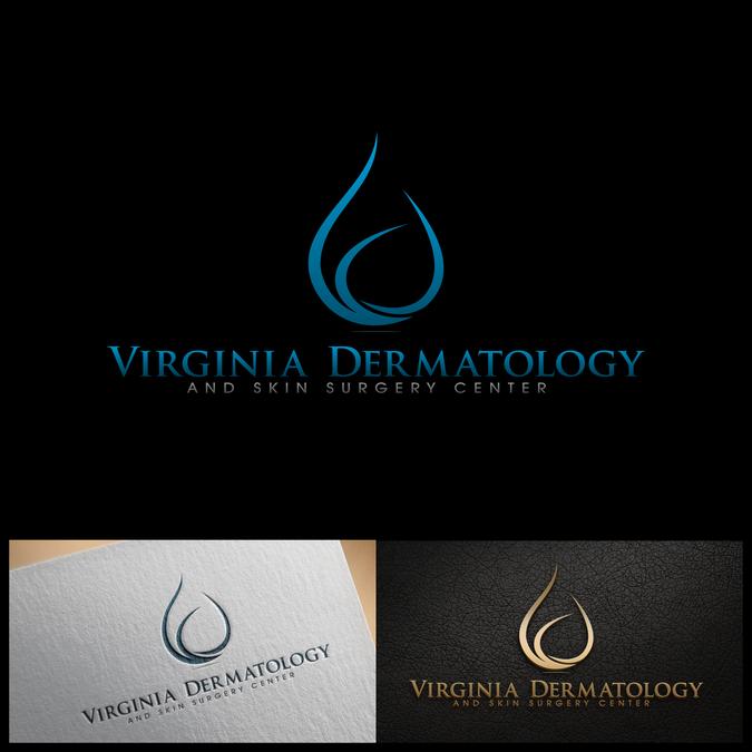 Luxury Dermatology Practice Logo Design By Rejekishine99 Medical Logos Inspiration Dermatology Medical Logo