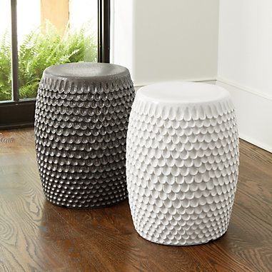 Solange Garden Stool Furniture Item Display Garden Stool