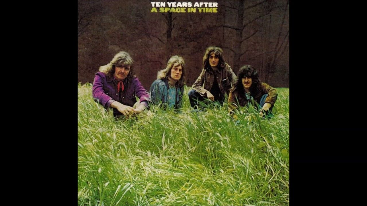 Ten Years After A Space In Time Full Album Rock
