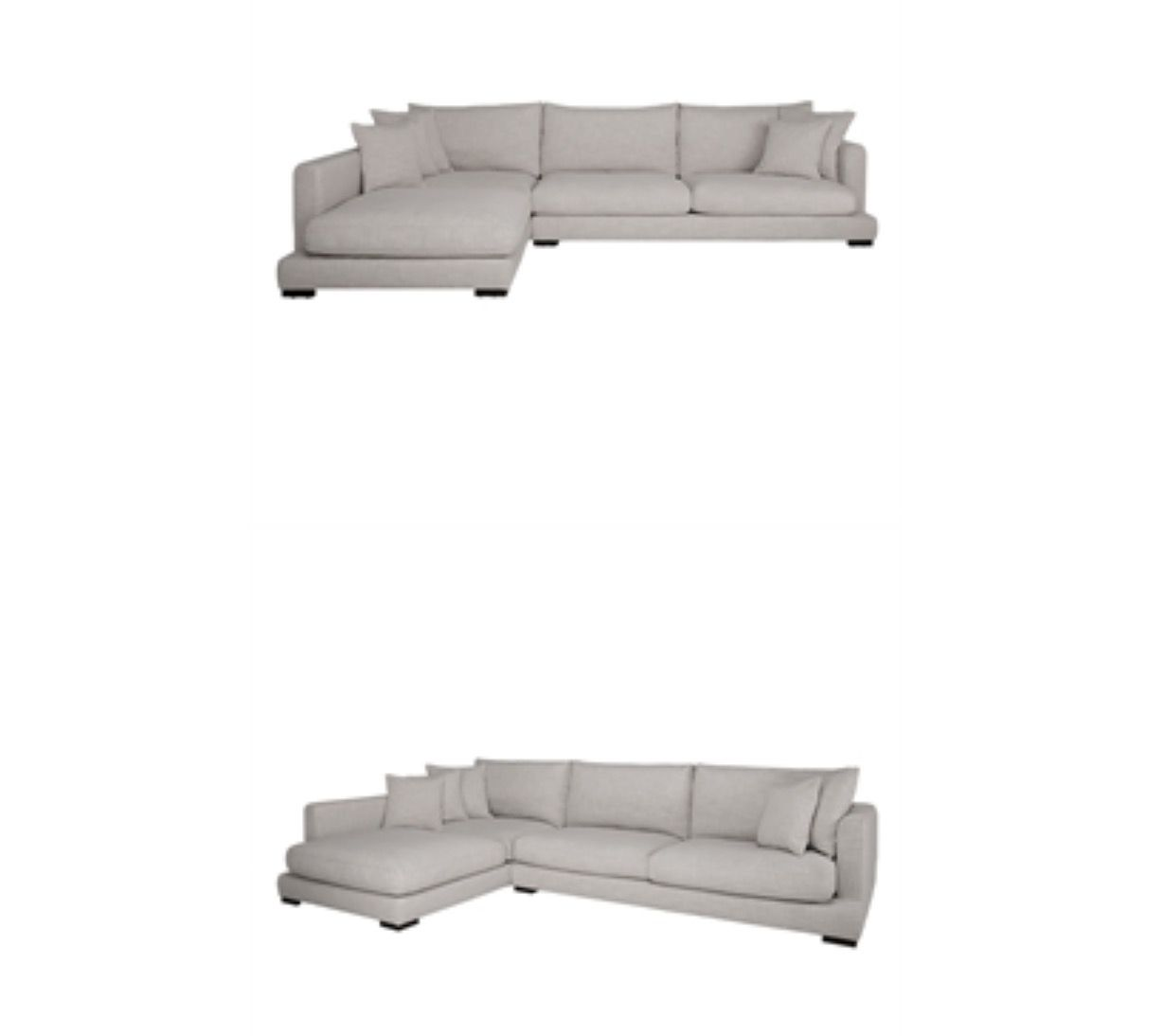 Freedom Furniture Sofa Hamilton Modular Sofa By Freedom Furniture Living Space