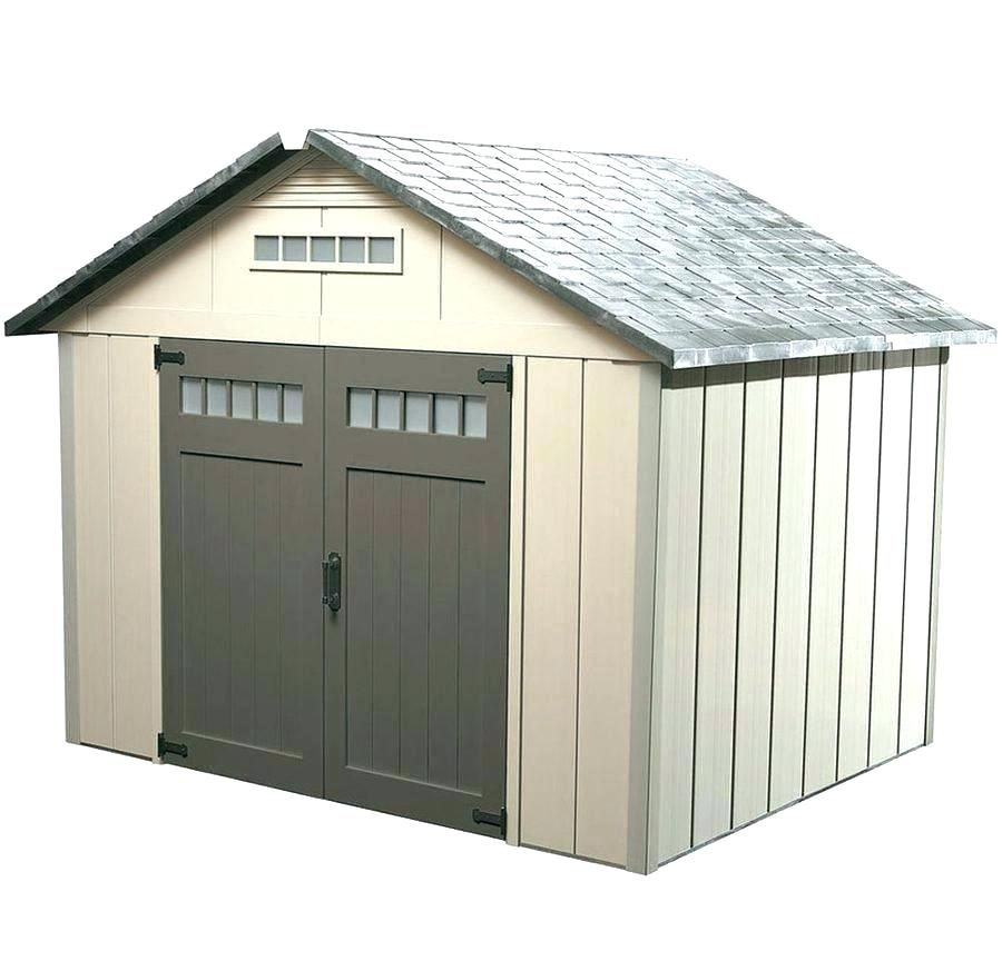 Ideas For A Small Shed You Ve Never Thought About See It Yourself Vinyl Storage Sheds Shed Storage Shed
