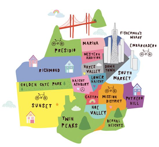 Apartment Guide San Francisco: My City. @Mithra H. Thought Of You. Someday Soon Ours