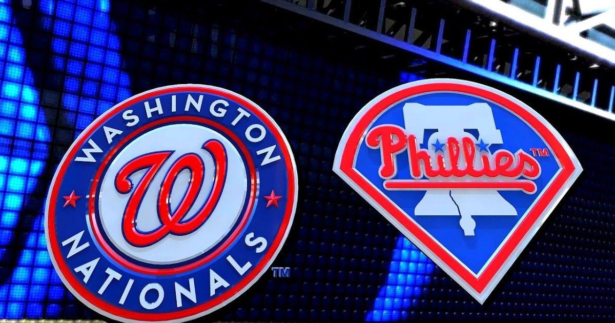 MLB LIVEWashington Nationals v Philadelphia Phillies