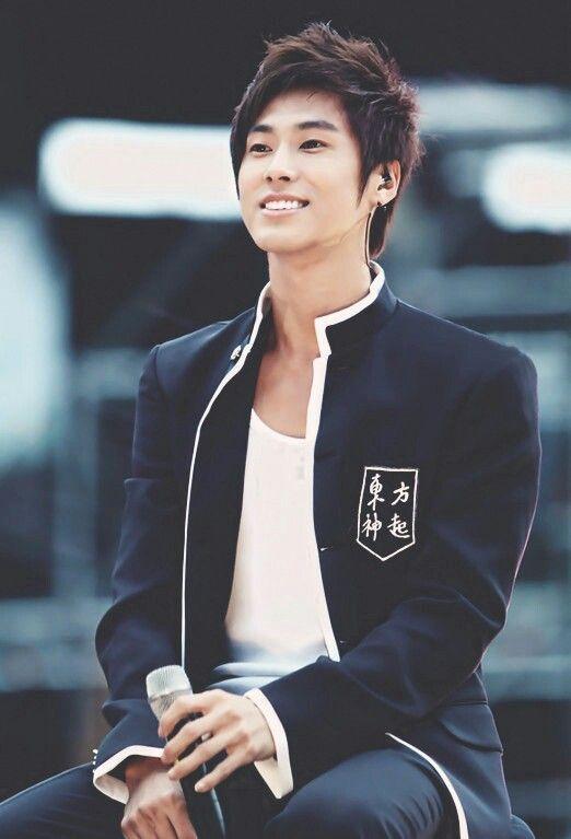 Yunho! He's SO cute, I'm gonna die!