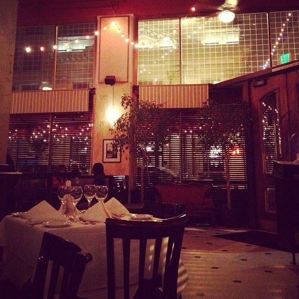 Wining and dining in our favorite spots in downtown #PetesCafe