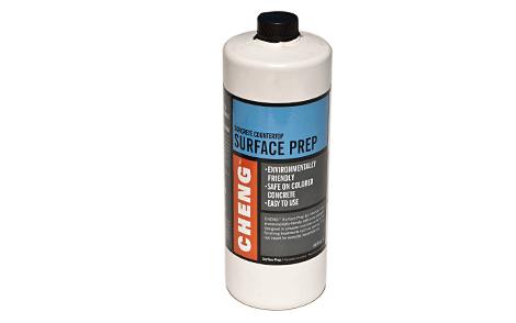 Cheng Concrete Surface Prep Detergent Concrete Sealer Concrete
