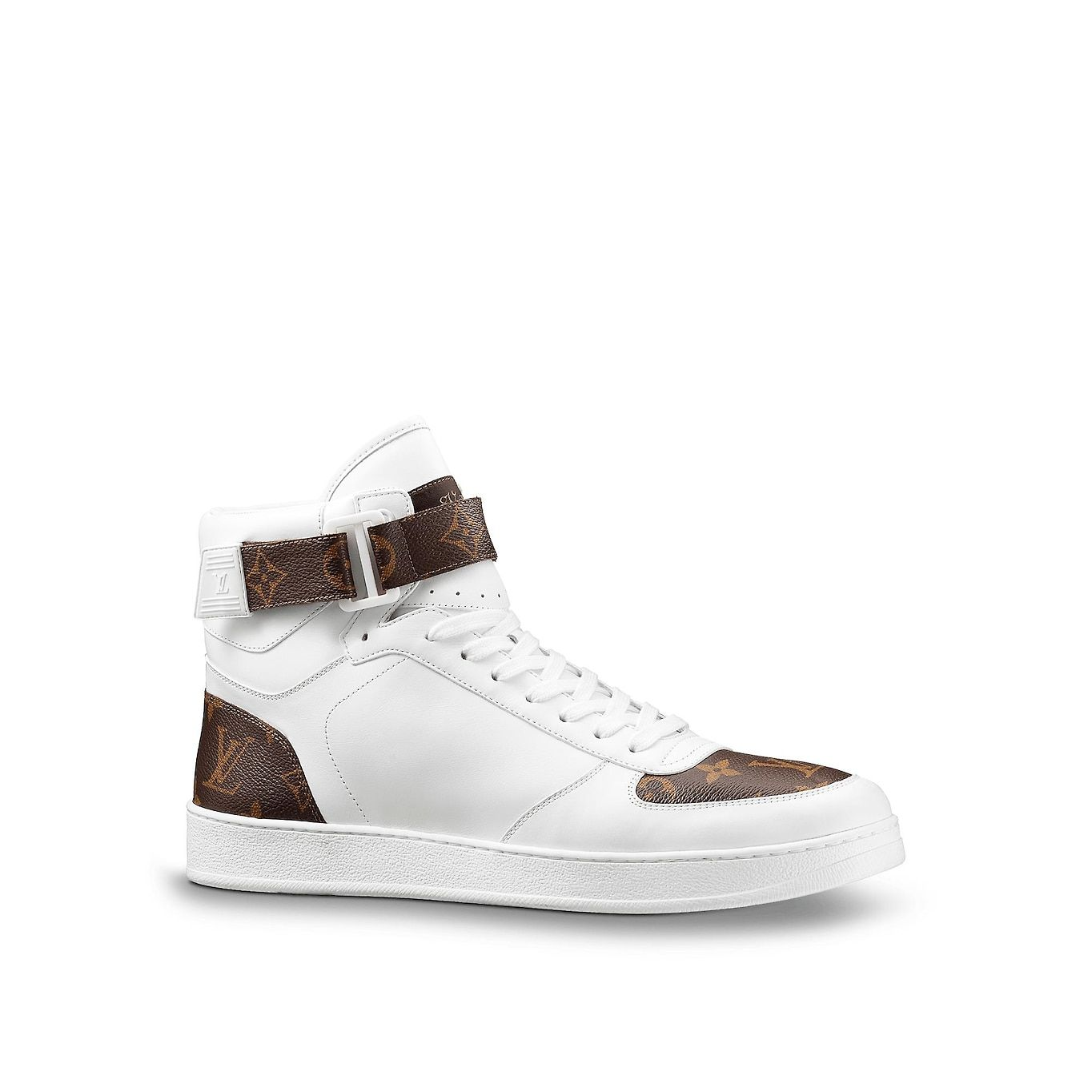 Rivoli Sneaker Boot   Louis Vuitton
