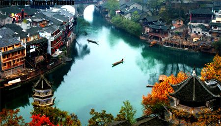 China Beautiful Place The Most Places In Travel To At