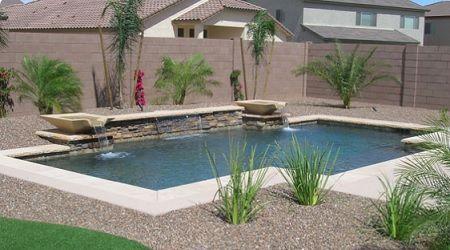 Pin von nova williams auf in ground pools pool - Kleiner pool fur terrasse ...