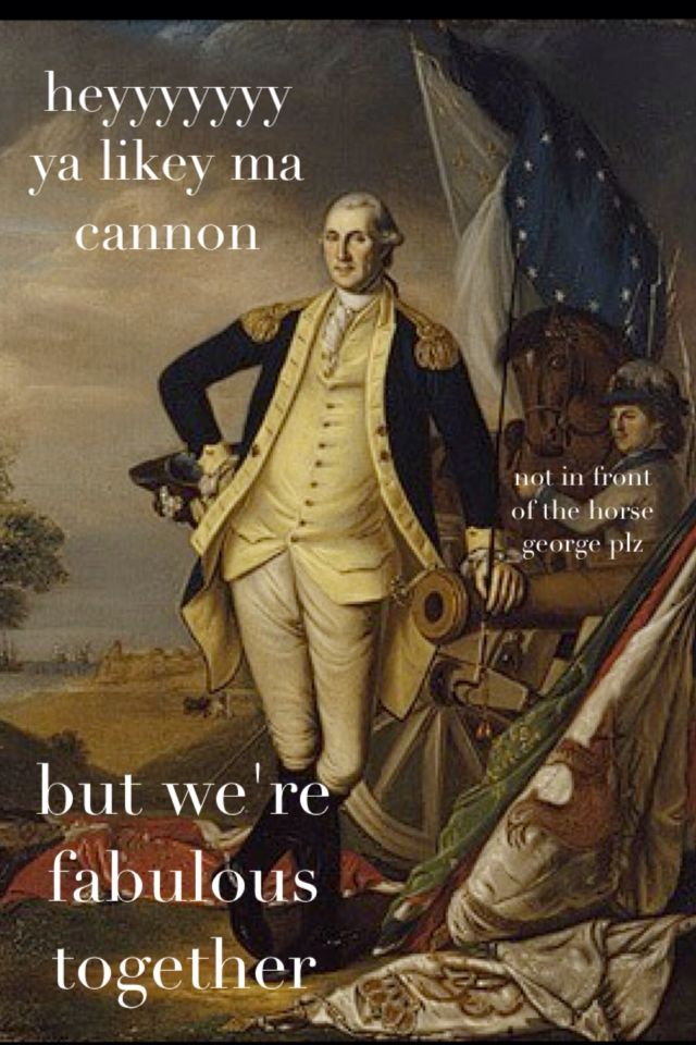 1fb2816a6241870745edf98f372abf0b the adventures of george washington outtake made me snort but