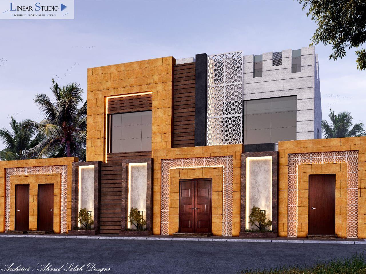 New Classic Villa Facade Facade Design New Classical Architecture Facade Architecture