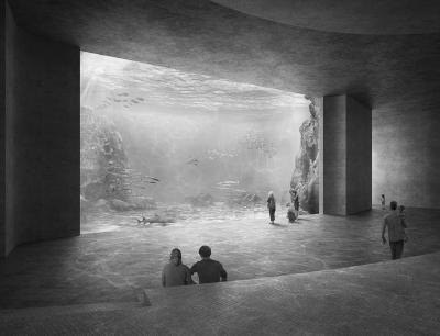 Was Machen Architekten ozeanium zoo basel boltshauser architekten zürich schweiz