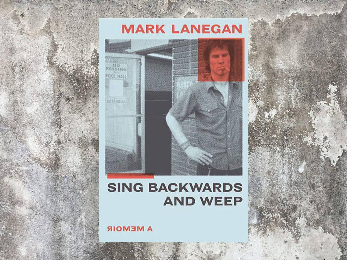 Sing Backwards And Weep by Mark Lanegan - Book Review in