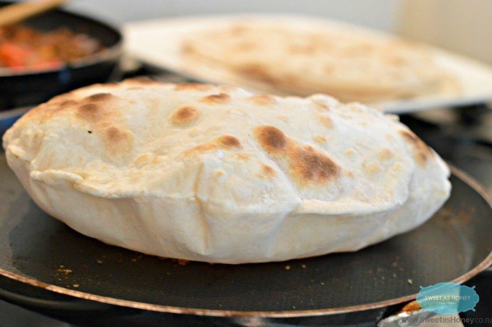 Fast Pita Bread Recipe
