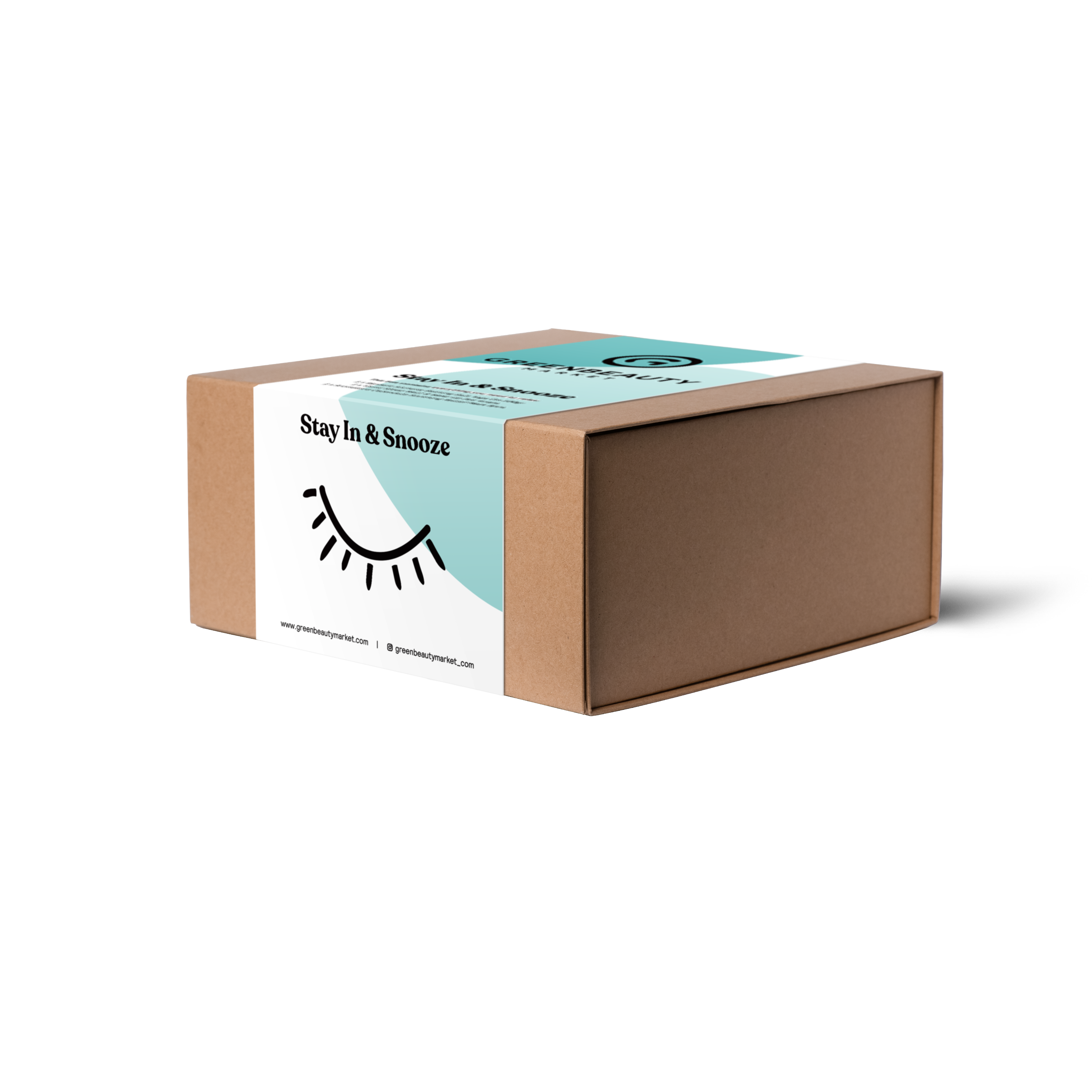 This box contains everything you need to relax. Suitable for all skintypes.