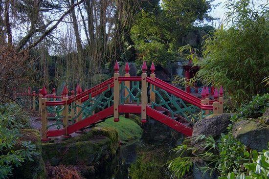 Roads, Paths and Mostly Bridges Dusky\u0027s Wonders The Garden - chinesischer garten brucke