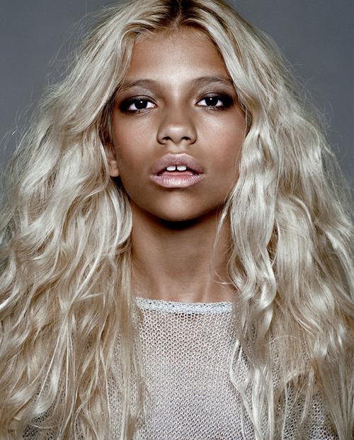 Intellectuallydesigned Beautifullydope Dark Skin Blonde Hair Platinum Blonde Hair Hair Styles