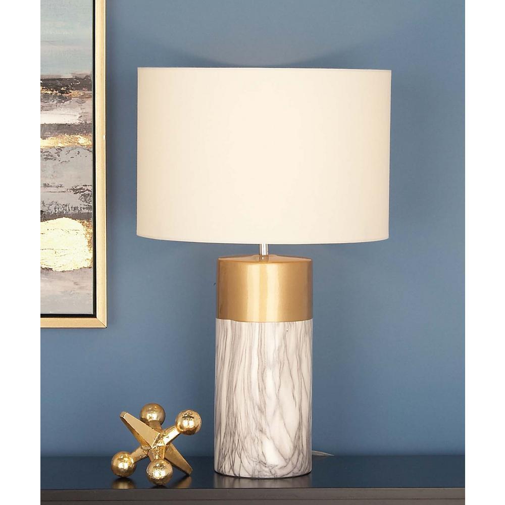 Possini Euro Leala Faux Marble Table Lamp By Lamps Plus Table