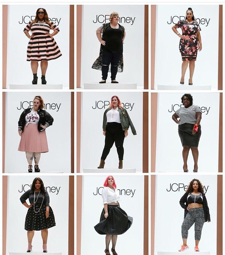 58930cc0622 Walking the Runway with  JCPenney   Ashley Nell Tipton for Boutique+ - Plus  Size Princess