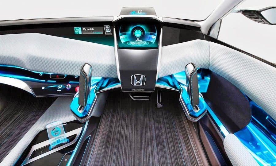 Dark Roasted Blend Joystick Car Dashboard Concepts Awesome - Cool car dashboards