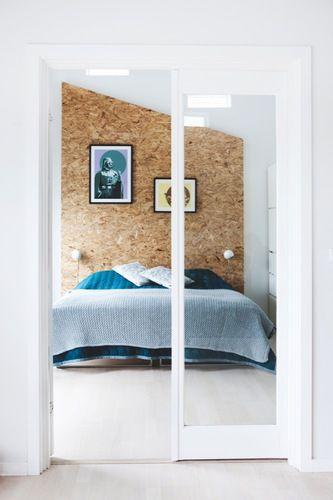 Hjemme hos ting-finderen Cork, Acoustic and Bedrooms