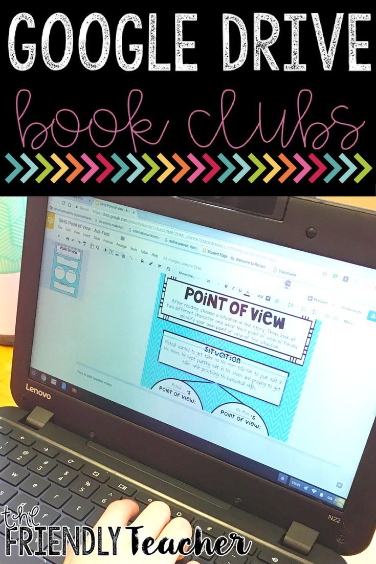 How To Make A Book Quick ~ Make your book club assignments more engaging by using google